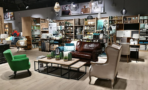 Maisons du monde opens a store in turin drupal for Ancienne collection maison du monde