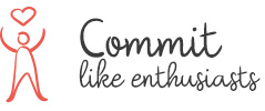Commit like enthusiasts
