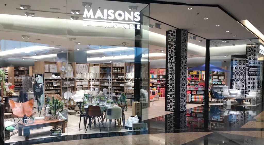Maisons Du Monde Opened A Second Franchise Store In Dubaï
