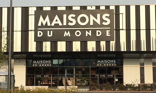 maisons du monde opens a store in promenade de flandre drupal. Black Bedroom Furniture Sets. Home Design Ideas