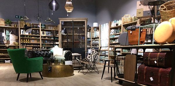 maisons du monde opens a store in hasselt drupal. Black Bedroom Furniture Sets. Home Design Ideas
