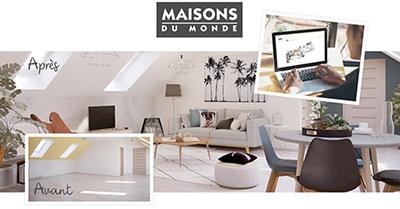 Maisons Du Monde Launches Its Decor Workshop An Omnichannel Range