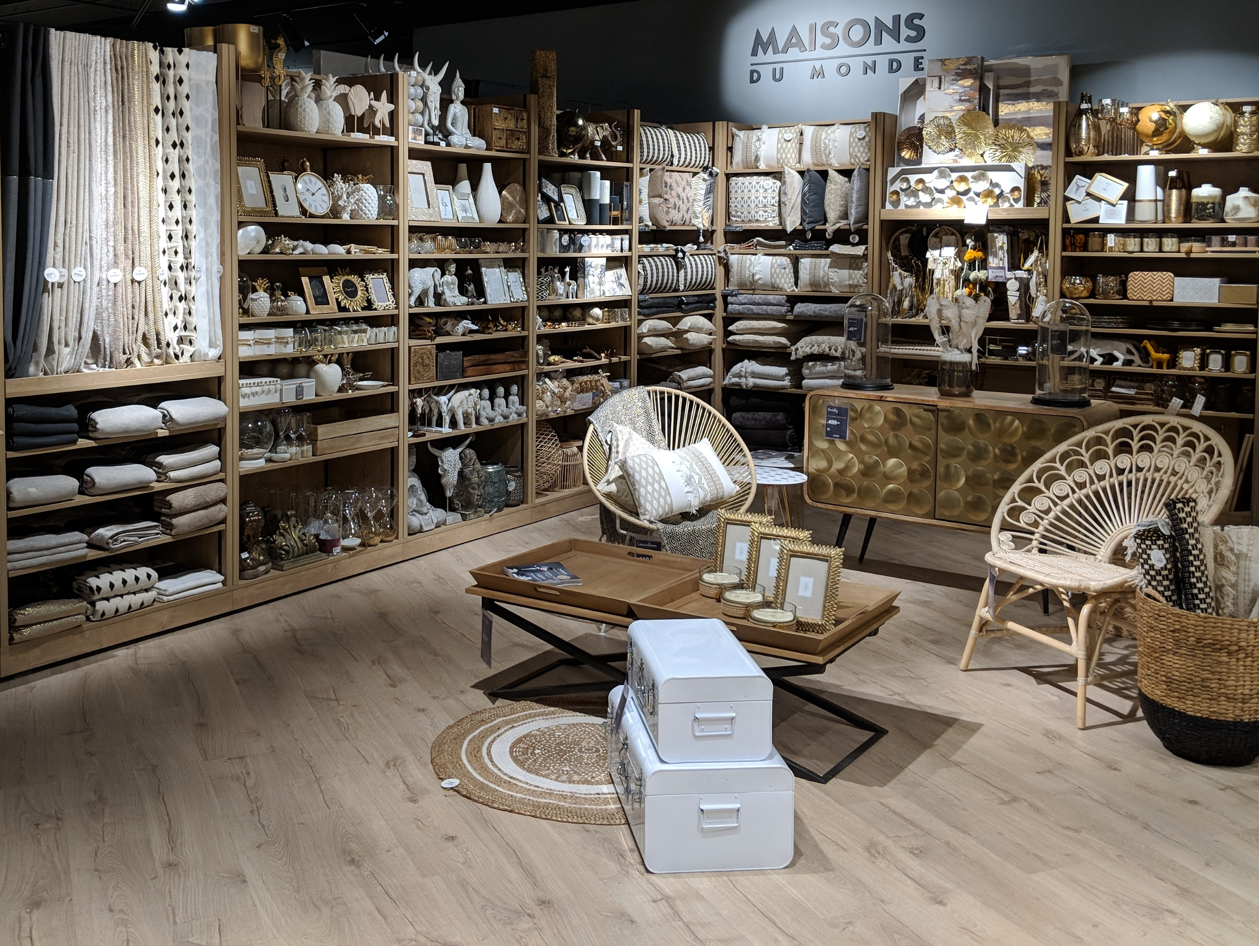 Maisons du Monde opens a new shop-in-shop in Leicester at Debenhams ...